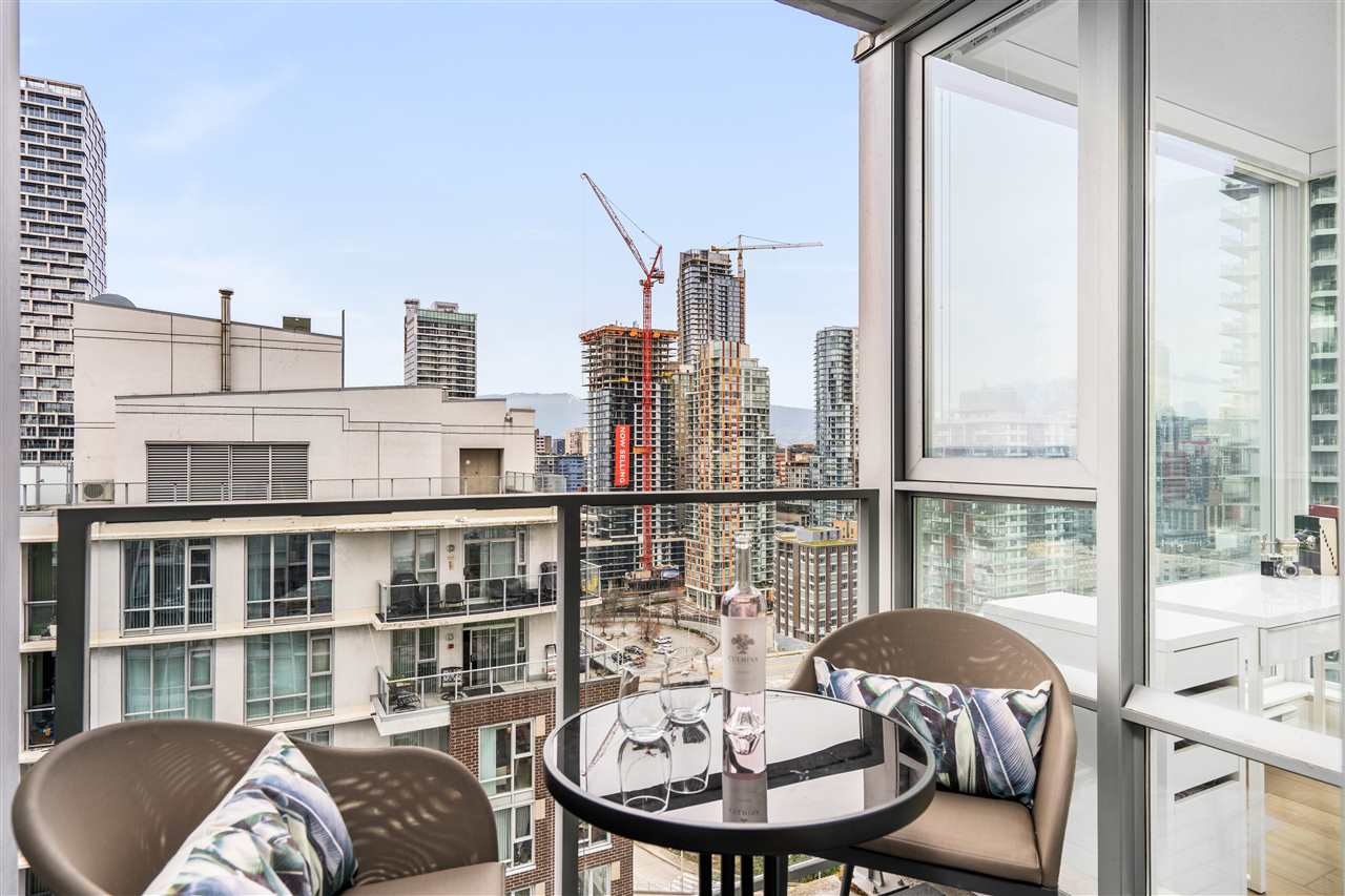 3008 1495 RICHARDS STREET - Yaletown Apartment/Condo for sale, 1 Bedroom (R2561372) - #16