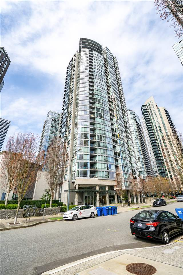 3008 1495 RICHARDS STREET - Yaletown Apartment/Condo for sale, 1 Bedroom (R2561372) - #19
