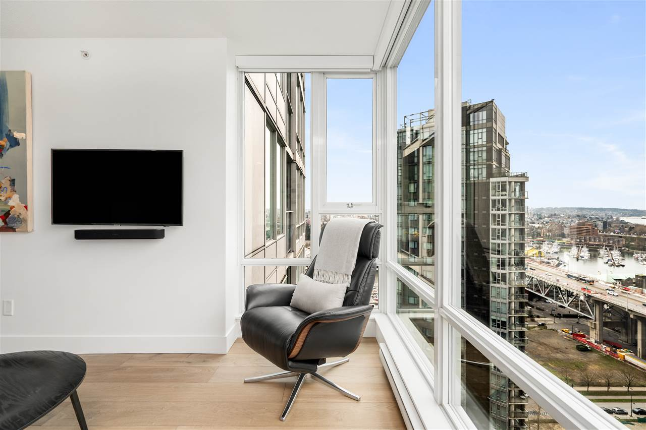 3008 1495 RICHARDS STREET - Yaletown Apartment/Condo for sale, 1 Bedroom (R2561372) - #3