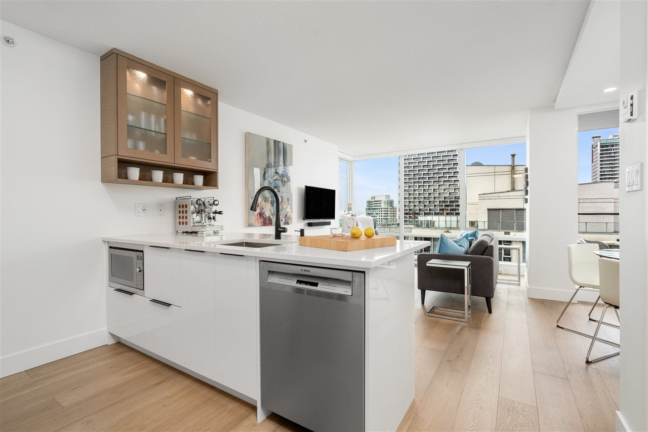 3008 1495 RICHARDS STREET - Yaletown Apartment/Condo for sale, 1 Bedroom (R2561372) - #9