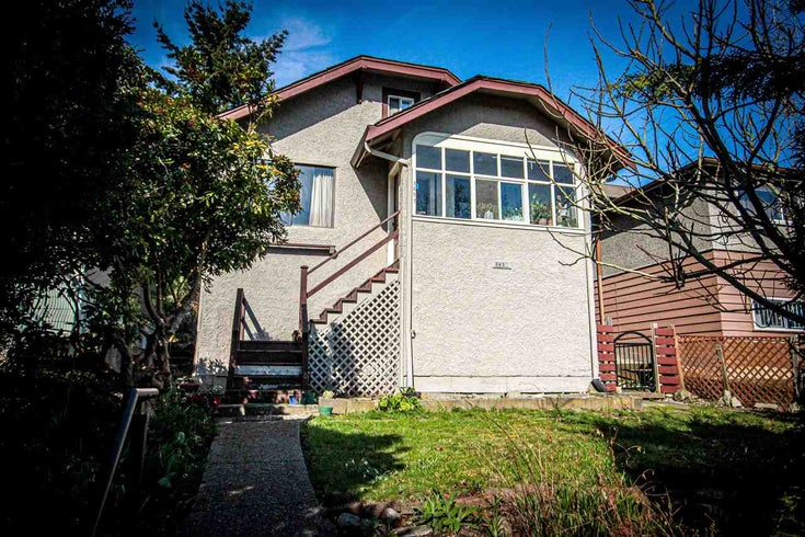 3657 E PENDER STREET - Renfrew VE House/Single Family for sale, 3 Bedrooms (R2561375)