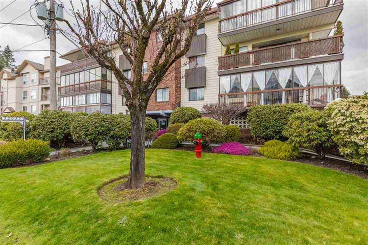 305 32033 OLD YALE ROAD - Abbotsford West Apartment/Condo for sale, 2 Bedrooms (R2561381)