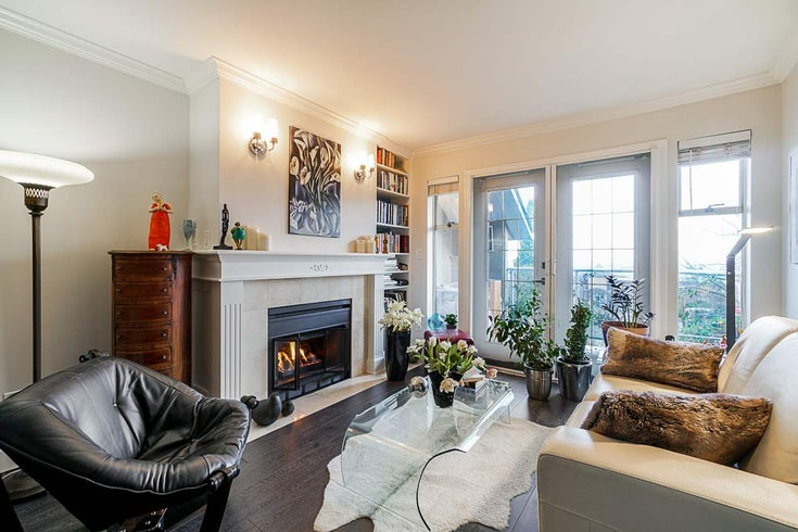 206 74 MINER STREET - Fraserview NW Apartment/Condo for sale, 2 Bedrooms (R2561391)
