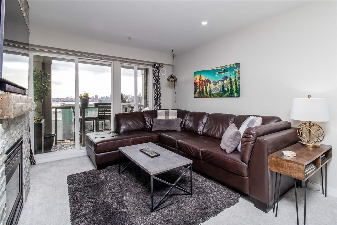 210 333 E 1ST STREET - Lower Lonsdale Apartment/Condo for sale, 1 Bedroom (R2561394) - #2