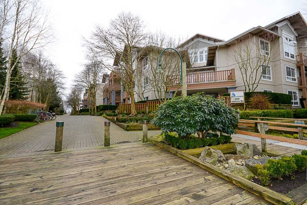 307 5600 ANDREWS ROAD - Steveston South Apartment/Condo for sale, 1 Bedroom (R2561422)