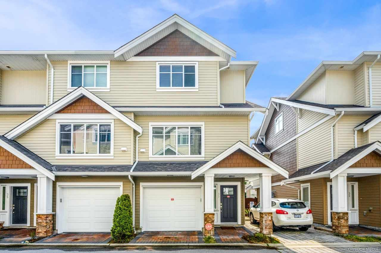 33 12351 NO. 2 ROAD - Steveston South Townhouse for sale, 3 Bedrooms (R2561470)