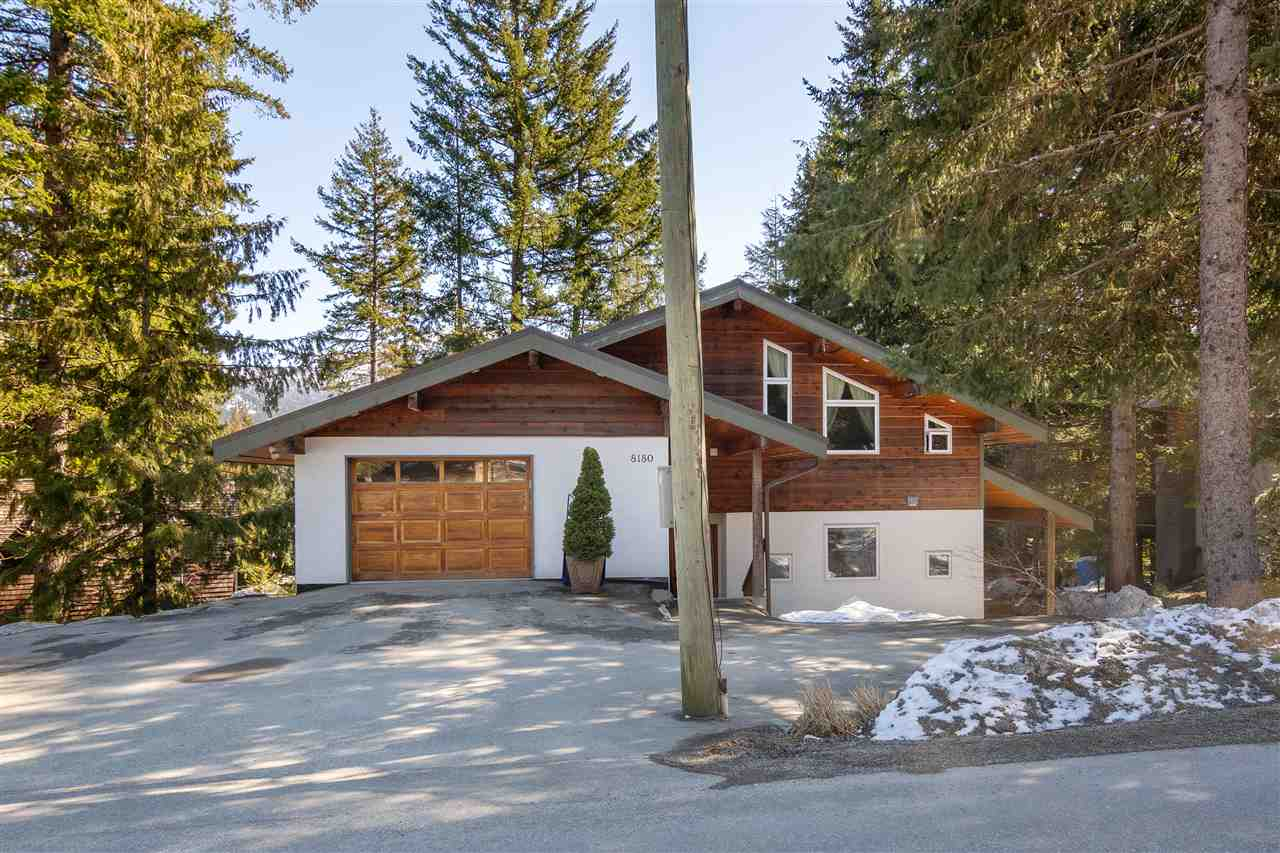 8180 ALPINE WAY - Alpine Meadows House/Single Family for sale, 5 Bedrooms (R2561477)