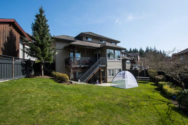12 1705 PARKWAY BOULEVARD - Westwood Plateau House/Single Family for sale, 4 Bedrooms (R2561480)