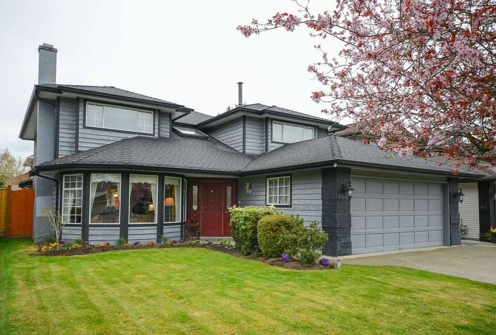 4651 BRITANNIA DRIVE - Steveston South House/Single Family for sale, 4 Bedrooms (R2561492)