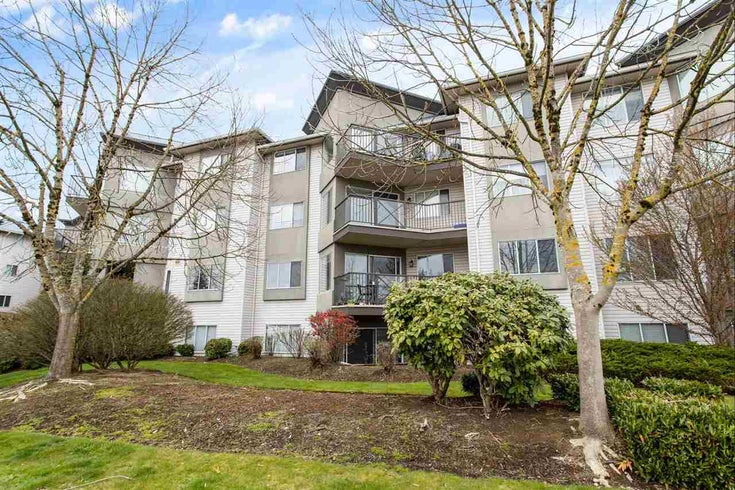 1 32725 GEORGE FERGUSON WAY - Abbotsford West Apartment/Condo for sale, 2 Bedrooms (R2561537)
