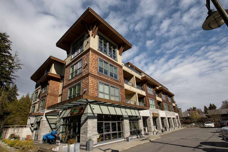 202 3732 MT SEYMOUR PARKWAY - Indian River Apartment/Condo for sale, 2 Bedrooms (R2561539)