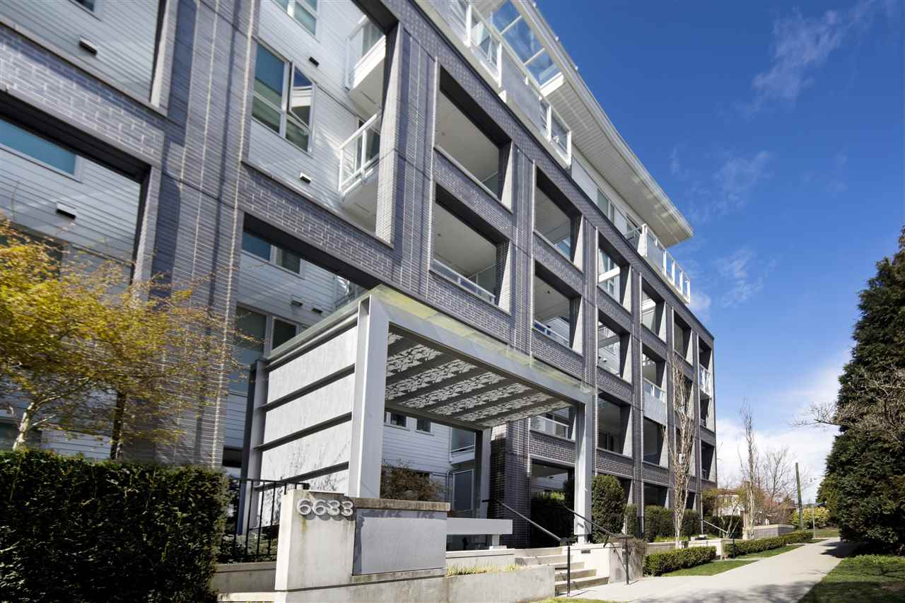501 6633 CAMBIE STREET - South Cambie Apartment/Condo for sale, 1 Bedroom (R2561556)