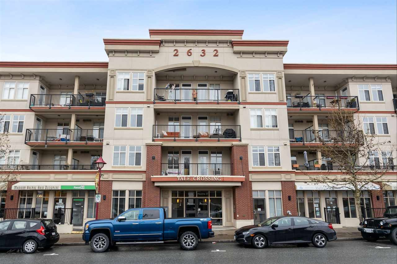 213 2632 PAULINE STREET - Central Abbotsford Apartment/Condo for sale, 3 Bedrooms (R2561559) - #1