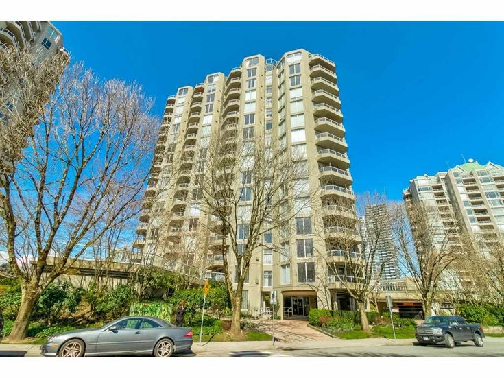 507 1135 QUAYSIDE DRIVE - Quay Apartment/Condo for sale, 2 Bedrooms (R2561593)
