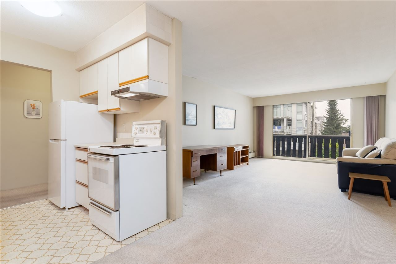 212 1345 CHESTERFIELD AVENUE - Central Lonsdale Apartment/Condo for sale, 1 Bedroom (R2561595) - #4