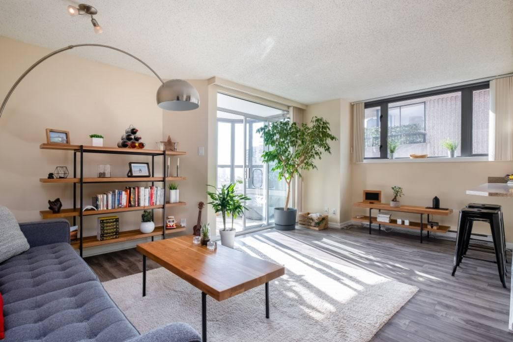 1001 1265 BARCLAY STREET - West End VW Apartment/Condo for sale, 2 Bedrooms (R2561598) - #1