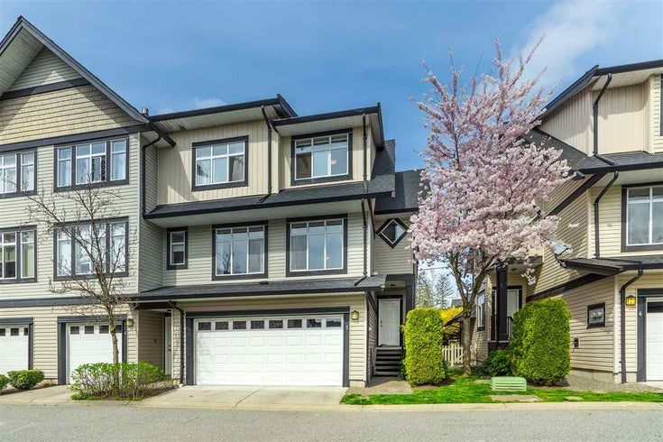 5 19932 70 AVENUE - Willoughby Heights Townhouse for sale, 3 Bedrooms (R2561629)