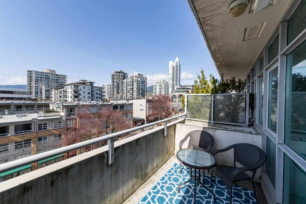 610 100 E ESPLANADE - Lower Lonsdale Apartment/Condo for sale, 1 Bedroom (R2561680) - #20