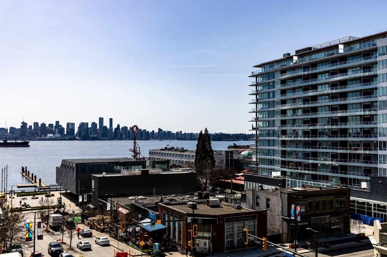610 100 E ESPLANADE - Lower Lonsdale Apartment/Condo for sale, 1 Bedroom (R2561680) - #21