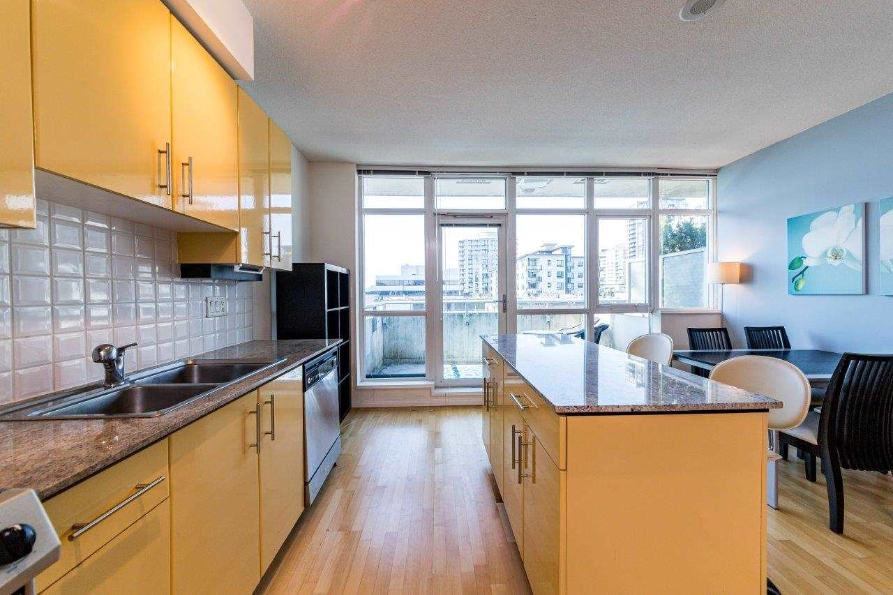 610 100 E ESPLANADE - Lower Lonsdale Apartment/Condo for sale, 1 Bedroom (R2561680) - #5