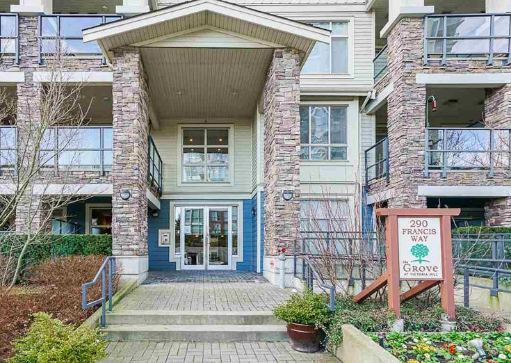 106 290 FRANCIS WAY - Fraserview NW Apartment/Condo for sale, 2 Bedrooms (R2561752)