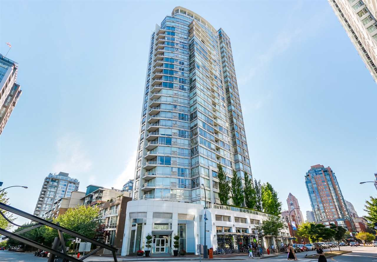 602 1201 MARINASIDE CRESCENT - Yaletown Apartment/Condo for sale, 2 Bedrooms (R2561753) - #1