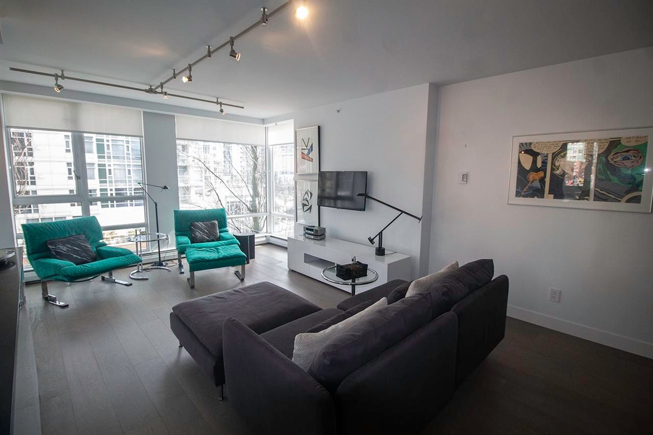 602 1201 MARINASIDE CRESCENT - Yaletown Apartment/Condo for sale, 2 Bedrooms (R2561753) - #14