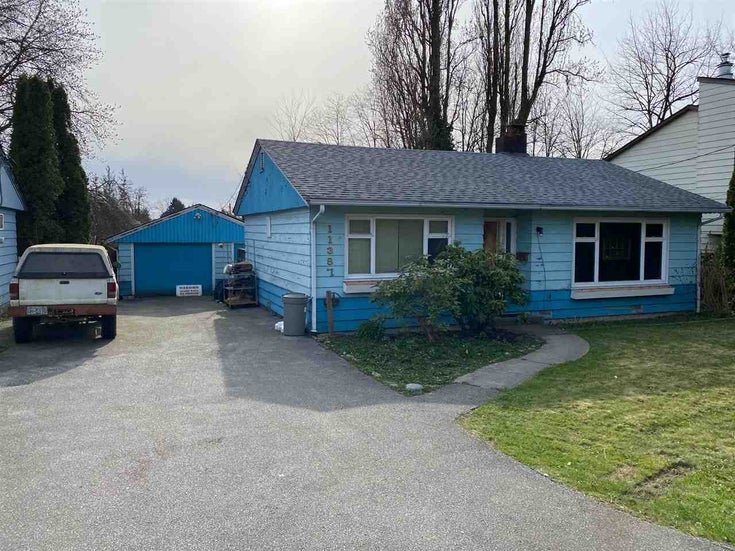 11387 MAPLE CRESCENT - Southwest Maple Ridge House/Single Family for sale, 2 Bedrooms (R2561764)