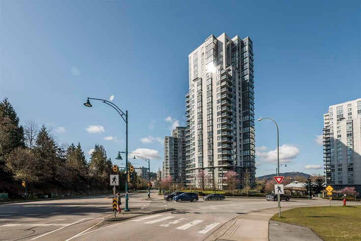 1002 288 UNGLESS WAY - North Shore Pt Moody Apartment/Condo for sale, 2 Bedrooms (R2561775)