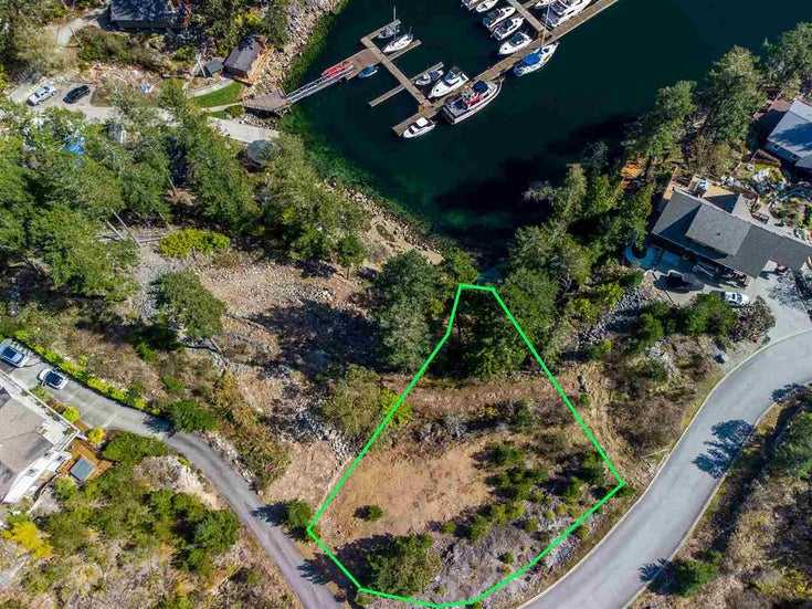 LOT 16 4622 SINCLAIR BAY ROAD - Pender Harbour Egmont for sale(R2561781)