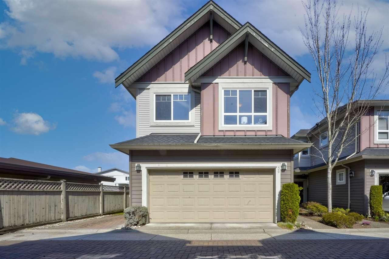 36 11393 STEVESTON HIGHWAY - Ironwood Townhouse for sale, 4 Bedrooms (R2561800)