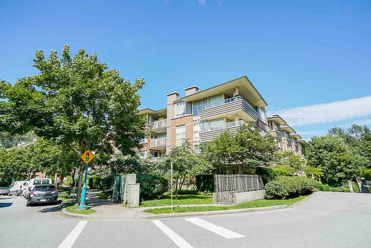 308 801 KLAHANIE DRIVE - Port Moody Centre Apartment/Condo for sale, 2 Bedrooms (R2561801)