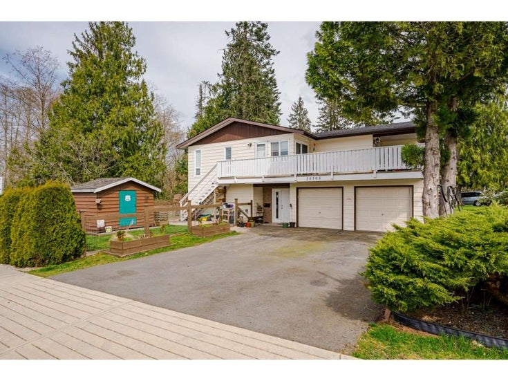 20305 50 AVENUE - Langley City House/Single Family for sale, 4 Bedrooms (R2561802)