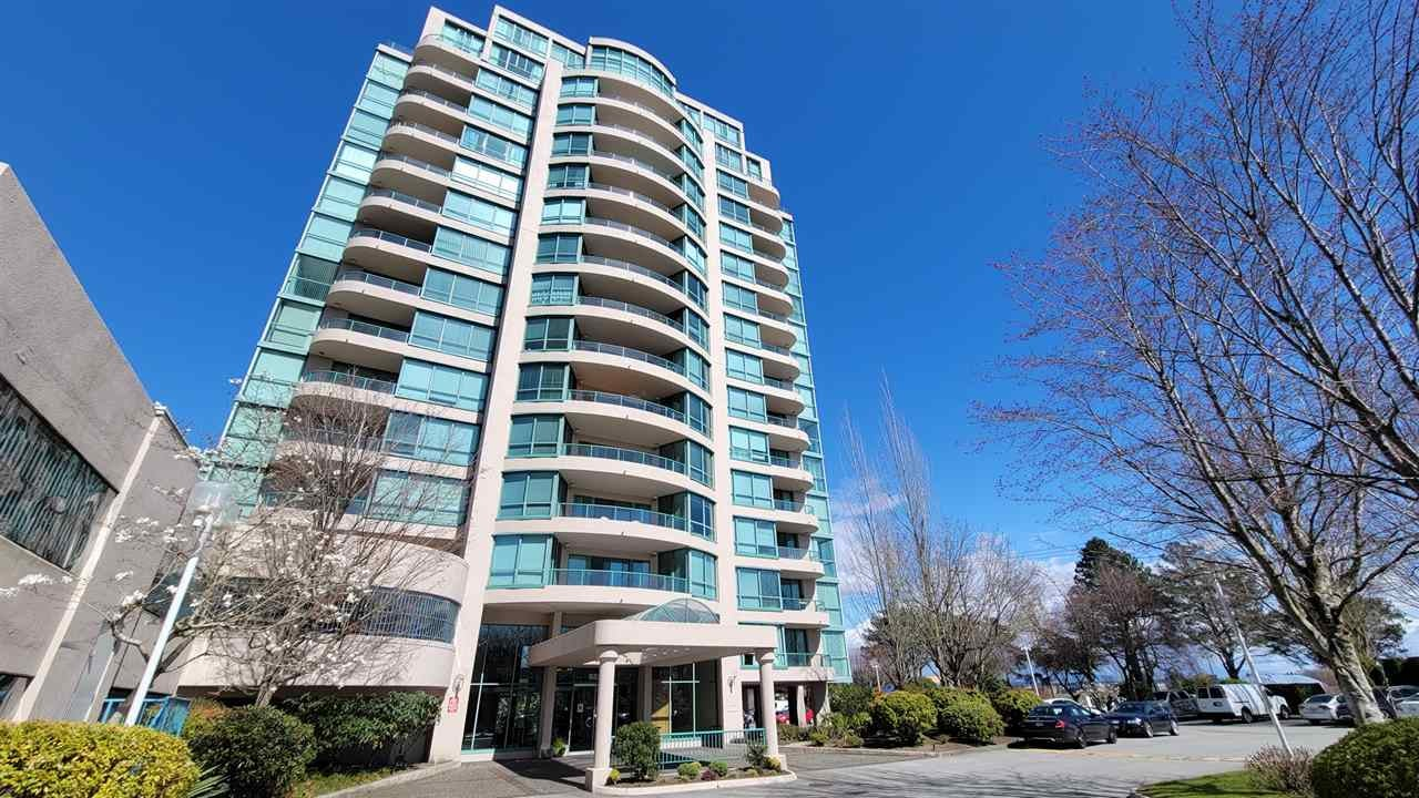 1402 8831 LANSDOWNE ROAD - Brighouse Apartment/Condo for sale, 2 Bedrooms (R2561804)