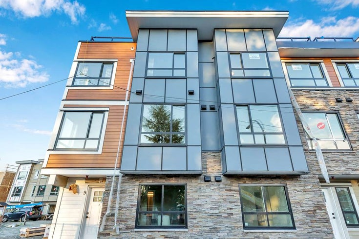 3 5476 BRYDON CRESCENT - Langley City Townhouse for sale, 4 Bedrooms (R2561807)