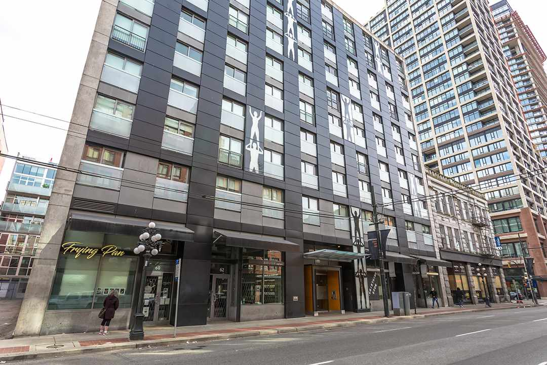 901 66 W CORDOVA STREET - Downtown VW Apartment/Condo for sale, 1 Bedroom (R2561827) - #1