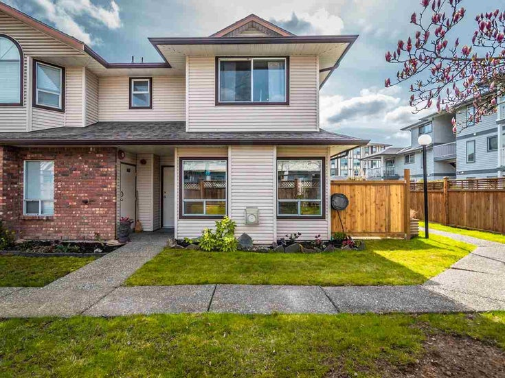 106 19908 56 AVENUE - Langley City Townhouse for sale, 2 Bedrooms (R2561847)