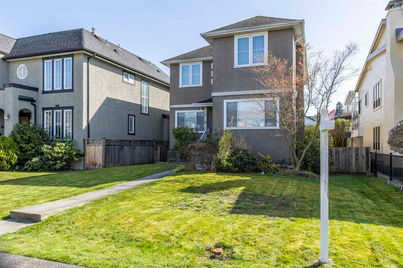 2864 W 23RD AVENUE - Arbutus House/Single Family for sale, 7 Bedrooms (R2561859)