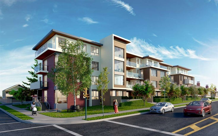 108 4933 CLARENDON STREET - Collingwood VE Apartment/Condo for sale, 2 Bedrooms (R2561867)