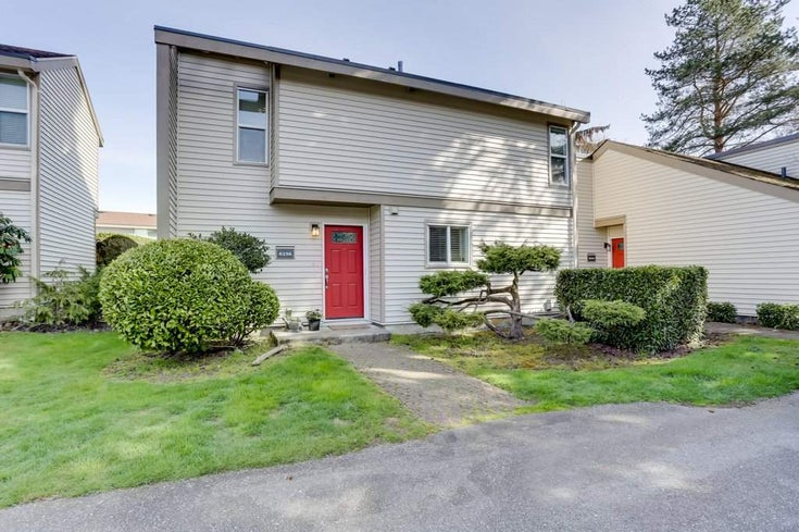 6256 W GREENSIDE DRIVE - Cloverdale BC Townhouse for sale, 2 Bedrooms (R2561874)