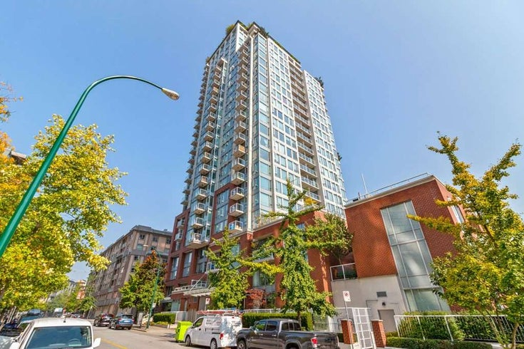 2501 550 TAYLOR STREET - Downtown VW Apartment/Condo for sale, 2 Bedrooms (R2561889)