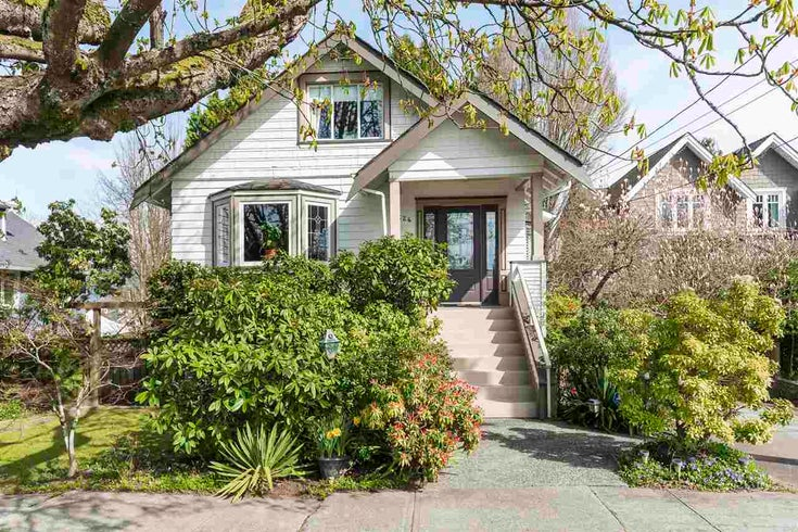 324 N INGLETON AVENUE - Vancouver Heights House/Single Family for sale, 5 Bedrooms (R2561904)
