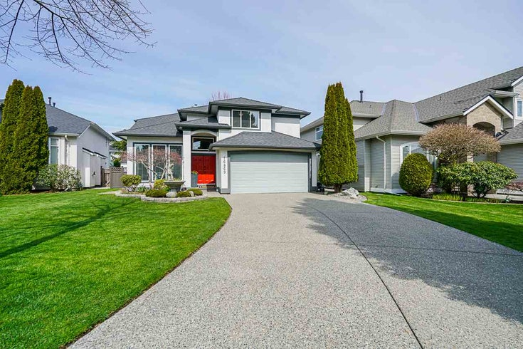 16869 60A AVENUE - Cloverdale BC House/Single Family for sale, 4 Bedrooms (R2561907)