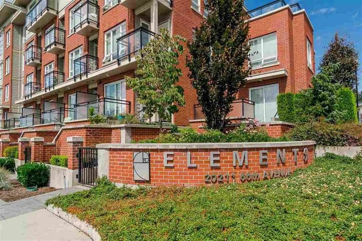F207 20211 66 AVENUE - Willoughby Heights Apartment/Condo for sale, 1 Bedroom (R2561956)