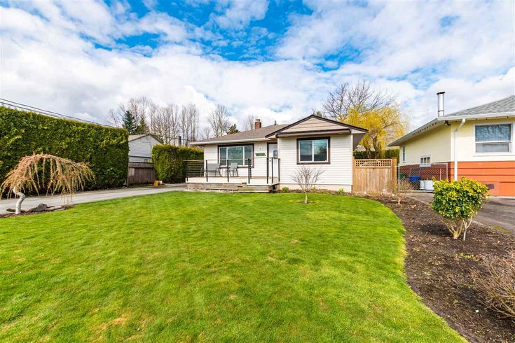 45599 HERRON AVENUE - Chilliwack N Yale-Well House/Single Family for sale, 2 Bedrooms (R2561992)