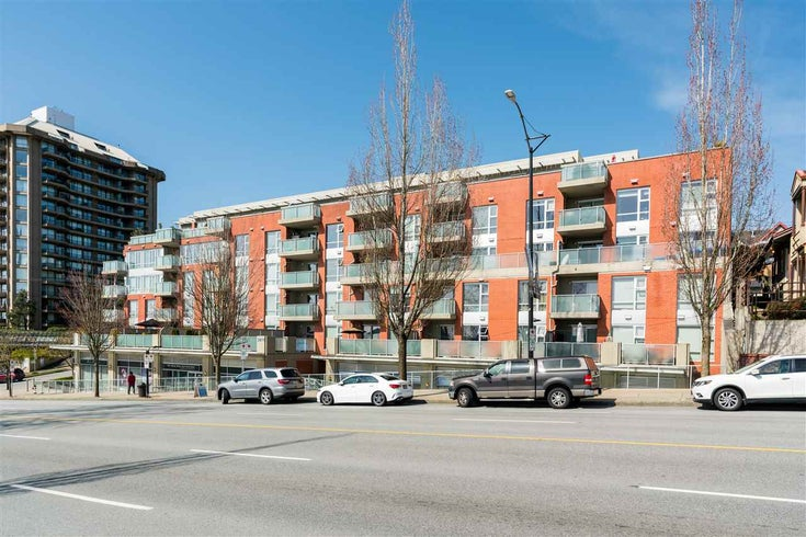 103 3811 HASTINGS STREET - Vancouver Heights Apartment/Condo for sale, 2 Bedrooms (R2561997)