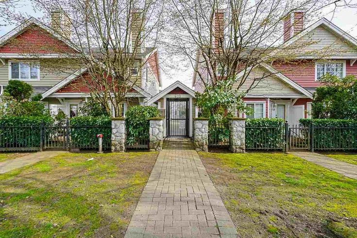 67 620 QUEENS AVENUE - Uptown NW Townhouse for sale, 2 Bedrooms (R2562003)