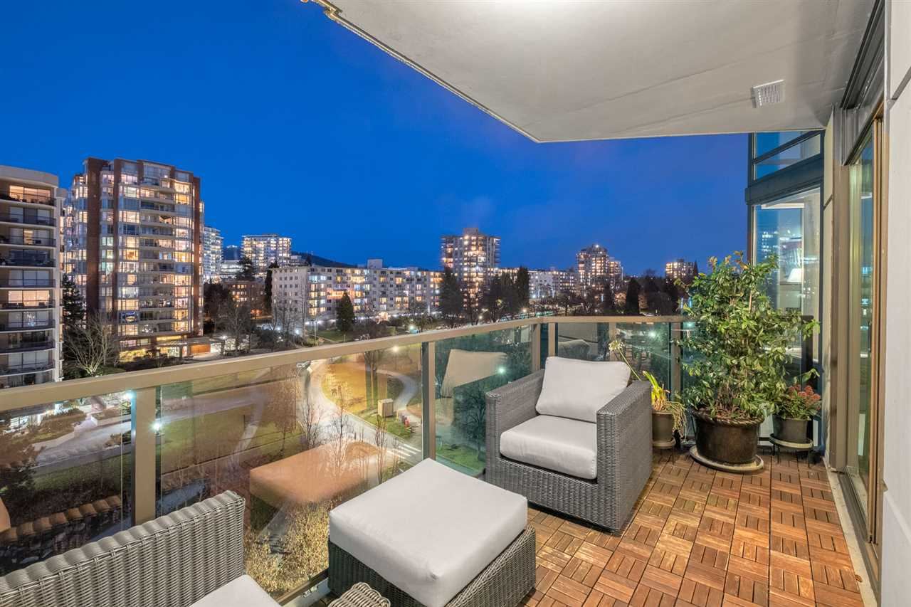 PH1 683 W VICTORIA PARK - Lower Lonsdale Apartment/Condo for sale, 3 Bedrooms (R2562010) - #36