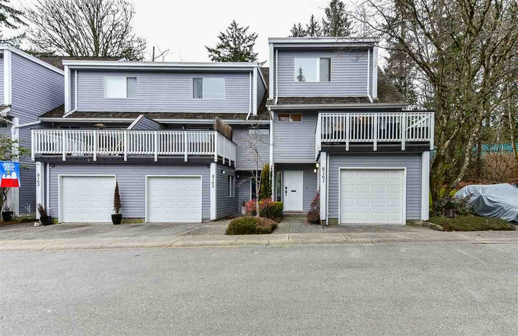 8167 FOREST GROVE DRIVE - Forest Hills BN Townhouse for sale, 4 Bedrooms (R2562020)