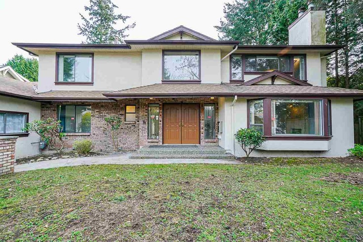 2888 W 39TH AVENUE - Kerrisdale House/Single Family for sale, 4 Bedrooms (R2562032)